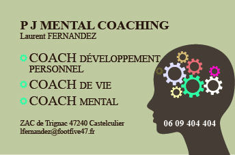 P J MENTAL COACHING