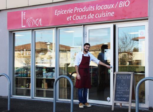 Le Local, épicerie et cours de cuisine