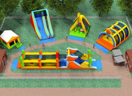 Parc de loisirs Alpy Jump