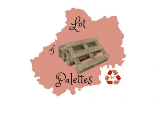 LOT OF PALETTES