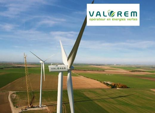 Projet éolien en Seine Maritime