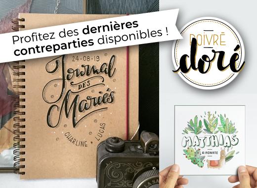 Poivré Doré, vos mots illustrés