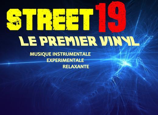 Street19 - Ma musique au format Vinyle !