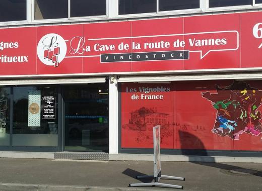 La Cave de La Route de Vannes : Vineostock