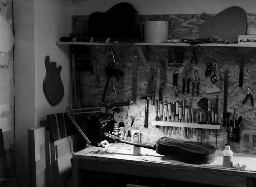 Atelier de lutherie LM guitare