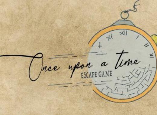 Once upon a time: Un escape game près de chez vous!