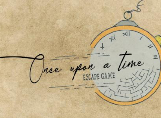 Once upon a time: Un escape game près de chez vous!