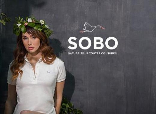 Sobo, une mode 100% naturelle et fabriquée en France !
