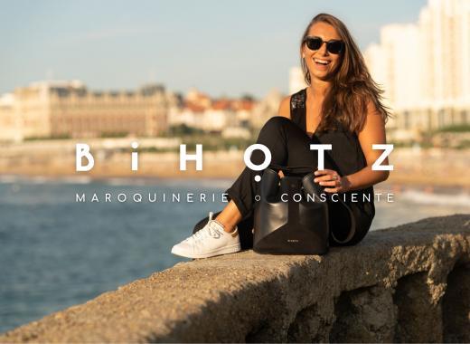 BIHOTZ  —  La maroquinerie consciente