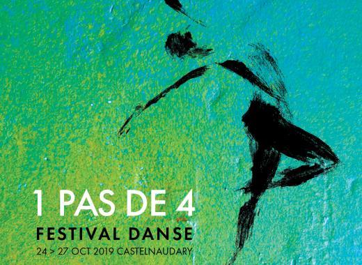 Festival de danse 1 pas de 4