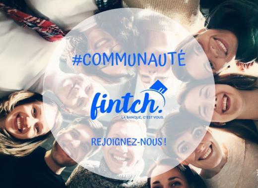 Fintch, 1er réseau social bancaire
