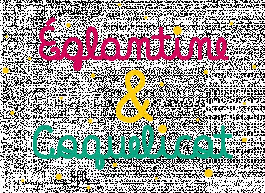 Eglantine & Coquelicot
