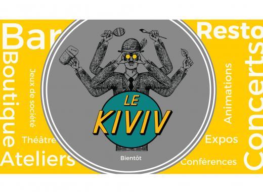 Le Kiviv / Bar-resto & lieu de vie