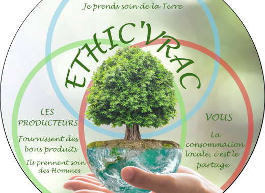 ETHIC'VRAC : Stop emballages