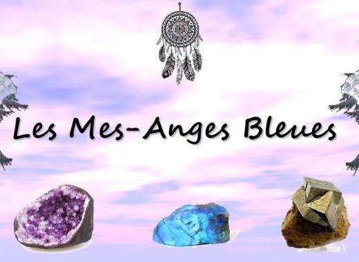 Les Mes-Anges Bleues - Des bijoux de bien être