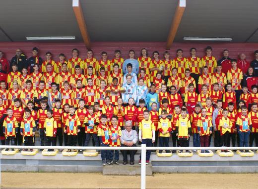 ⚽️ Droit aux buts !!! Pour nos jeunes footballeurs de l'ASGM