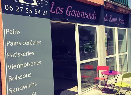 LES GOURMANDS DE ST-JEAN
