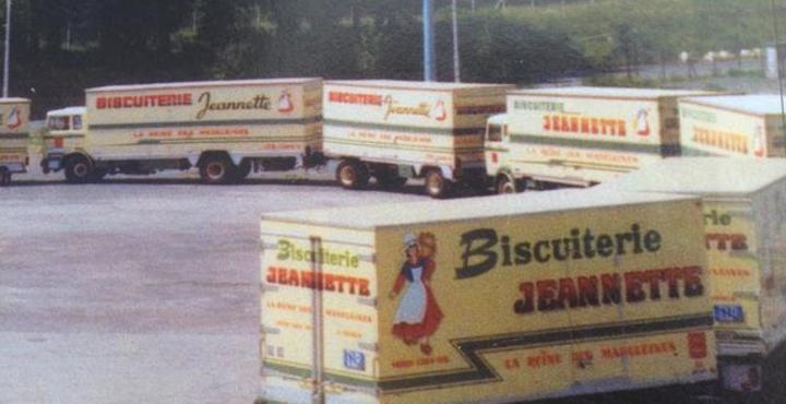 JEANNETTE : Projet de relance de la Biscuiterie