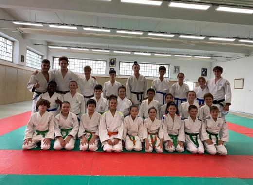 C'Chartres Section Judo