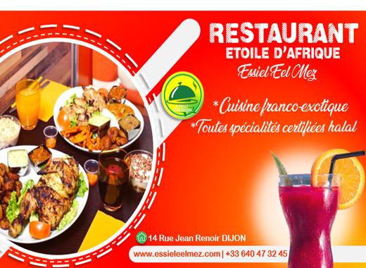 Restaurant Nouveau Concept Franco-Exotique