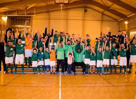 HERCULES FC : LE FUTSAL RESPONSABLE