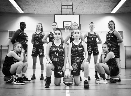 Club de Basket Saint Louis de Gonzague