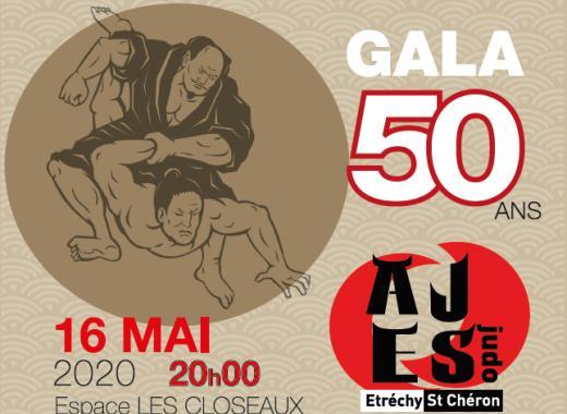 50 ans de judo