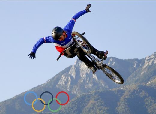 Direction les jeux olympiques ! Tokyo 2020, Paris 2024 - Team Passion BMX