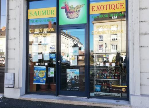 Saumur Exotique épicerie du Monde