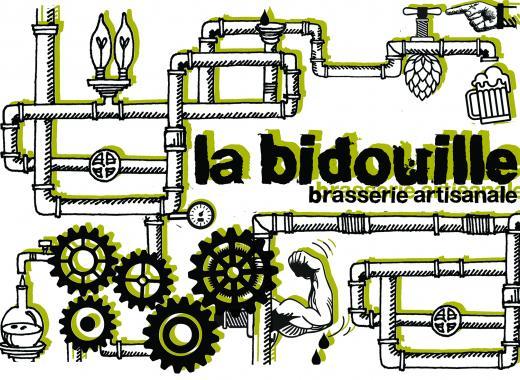 """Création de la brasserie artisanale """"La Bidouille""""."""