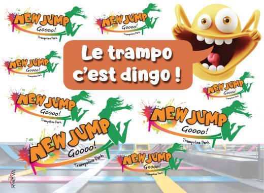 YOUPI AND JUMP - Parc de loisirs à Thuir