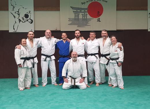 Championnats d'Europe pour le Dojo du Pays de St-Renan