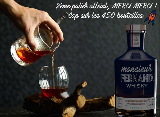 Monsieur Fernand Whisky