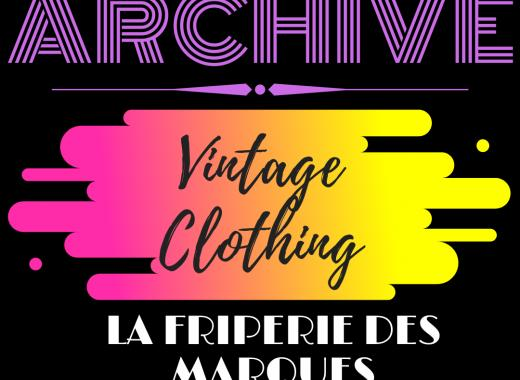 ARCHIVE VINTAGE CLOTHING