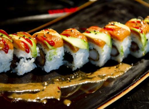 Bar à sushi