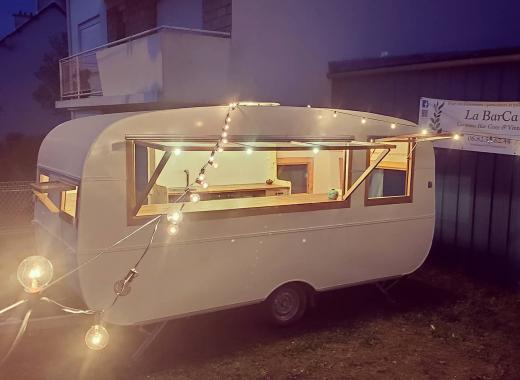 La BarCa - Caravane Bar