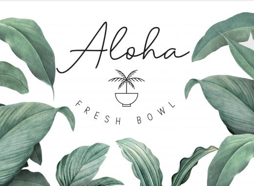 Aloha fresh bowl