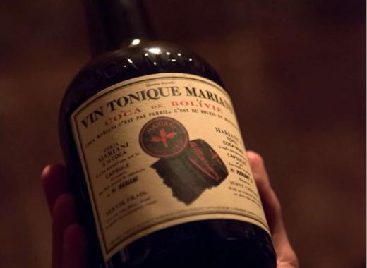 Maison Coca Mariani : vin tonique à la coca