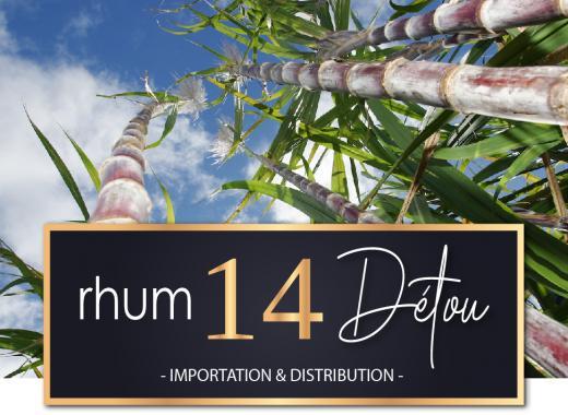 Rhum 14 Détou - Importation & Distribution de rhums