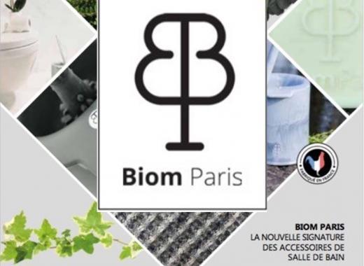 BIOM PARIS - Produits éco-innovants
