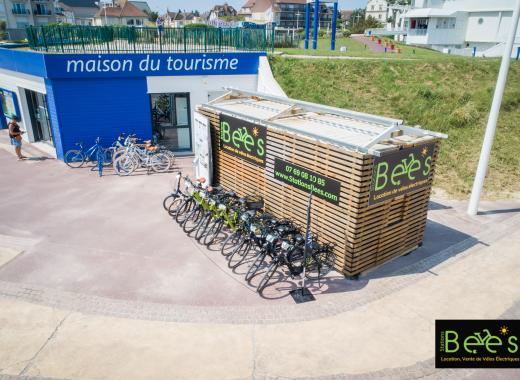 Balades en vélo-pousseur électrique pour PMR