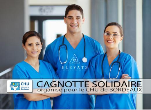 Soutenez le CHU Bordeaux avec Elevate Premium Fitness