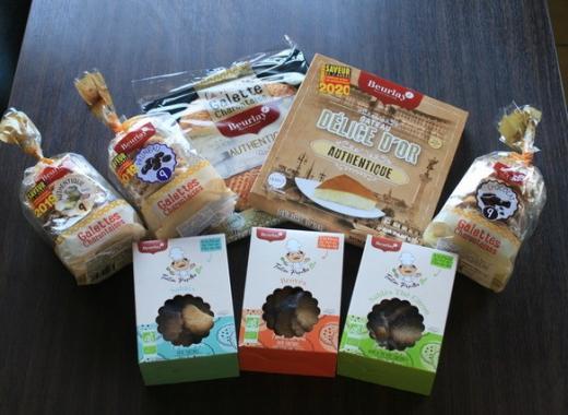 Soutenez la Biscuiterie Beurlay - Origine France Garantie