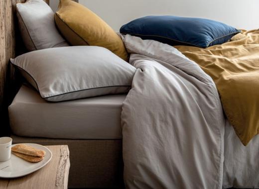 A demain - le linge de lit Origine France Garantie