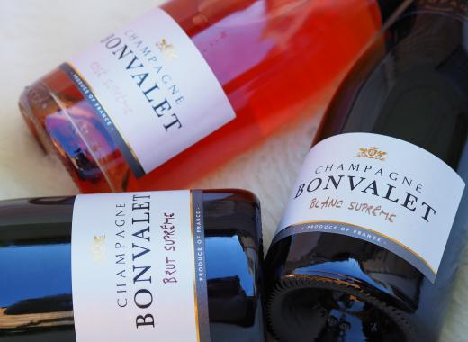 Stand Champagne Bonvalet