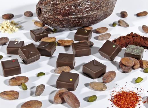 Stand Chocolaterie Sandrine Chappaz