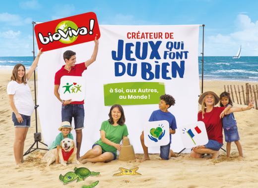 BIOVIVA, les jeux éducatifs et éco-conçus en France
