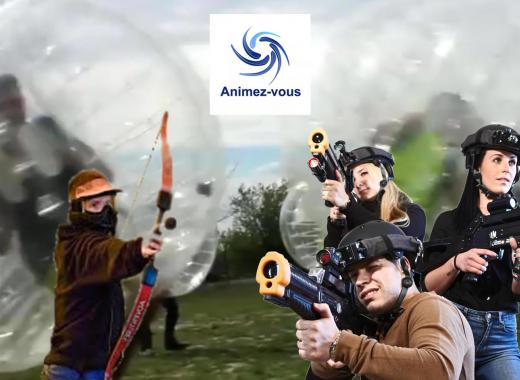 BubbleFoot/LaserGame : de nouvelles activités en Ariège !