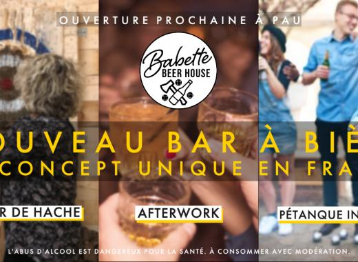 Babette Beer House - BBH