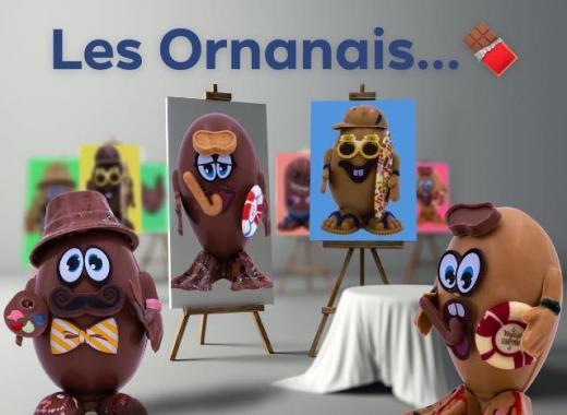 """Le pôle chocolat """"la fabrique du chocolat"""""""